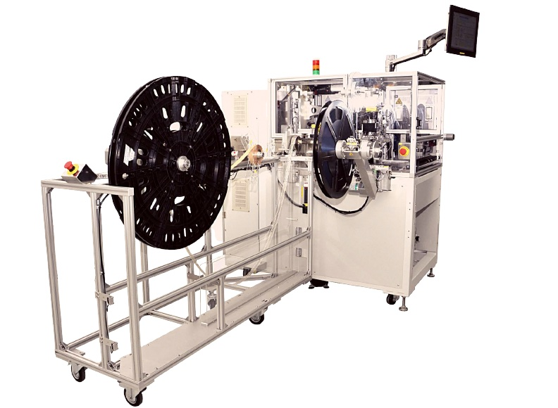 How an All-in-One Tape-and-Reel Packaging System Streamlines Critical Production